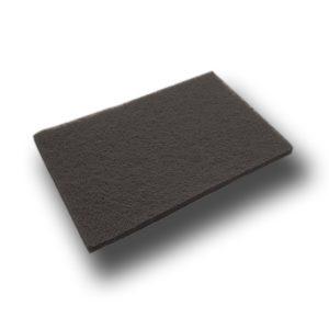 Estropajo abrasivo gris Zaphiro
