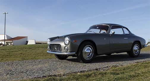 ClassicAuto 2015 - Lancia Flaminia Sport Zagato (1962)