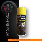 Brake Caliper Power Yellow Duplicolor 150ml. Pintura para pinzas de freno