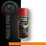 Supertherm Red 300ºC Duplicolor 150ml. Pintura anticalórica para pinzas de freno