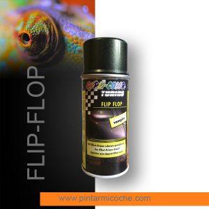 Flipflop Vampire Duplicolor. Pintura especial efecto camaleón