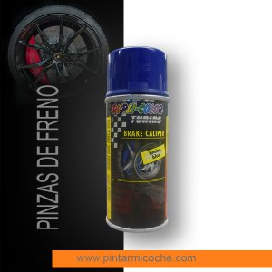 Brake Caliper Blue Tuning Duplicolor 150ml. Pintura para pinzas de freno