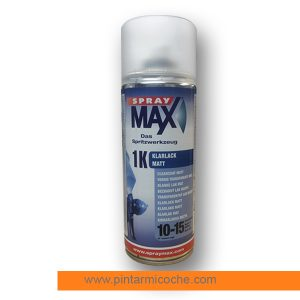 Barniz mate 1K Spraymax 400ml