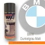 BMW Dunkelgrau Matt