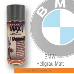 Hellgrau matt BMW