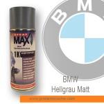 Hellgrau matt BMW