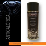 Pintura anticalórica NEGRA en spray Spraila 400ml