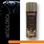 Pintura anticalórica PLATA en spray Spraila 400ml
