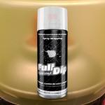spray vinilo líquido amarillo Full Dip