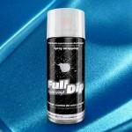 spray vinilo líquido azul metalizado Full Dip