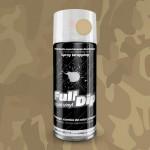 spray vinilo líquido beige militar Full Dip