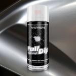 spray vinilo líquido cromado plata Full Dip