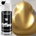 spray vinilo líquido dorado solar candy pearl Full Dip