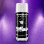spray vinilo líquido violeta metalizado Full Dip