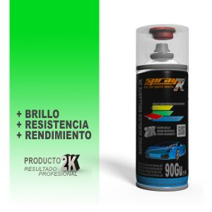 SPRAY BARNIZ ACRÍLICO BRILLANTE 2K SPRAYR 400ml (1)