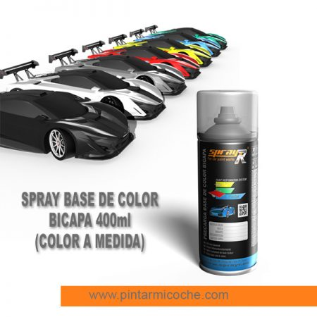 SPRAY BASE DE COLOR BICAPA SPRAYR 400ml