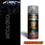Spray pintura anticalorica naranja brillo SprayR 400ml