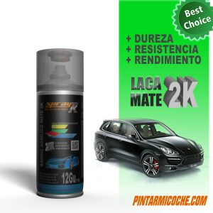 SPRAY LACA MATE 2K