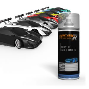 Spray pintura monocapa 1K 400ml