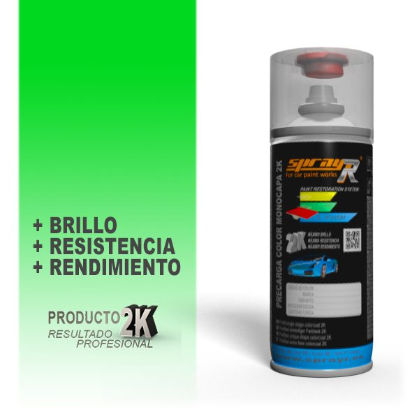 Spray pintura monocapa 2K 400ml(3)