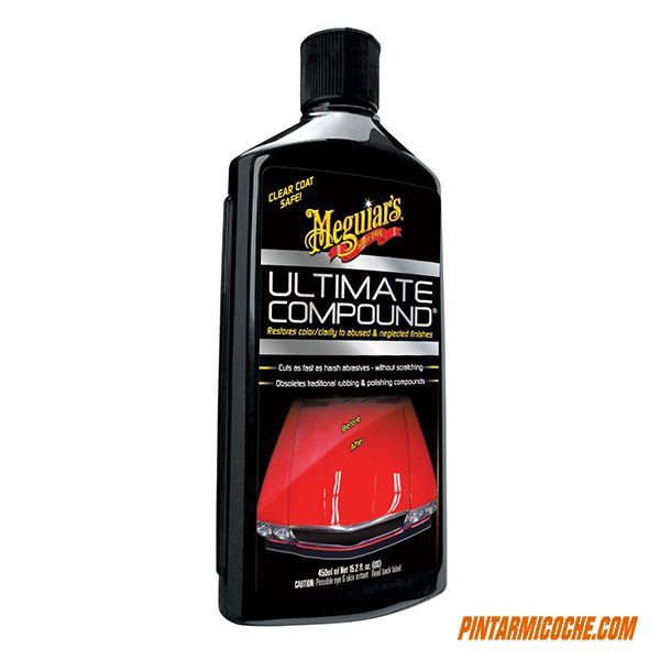 ULTIMATE COMPOUND 450ml MEGUIARS